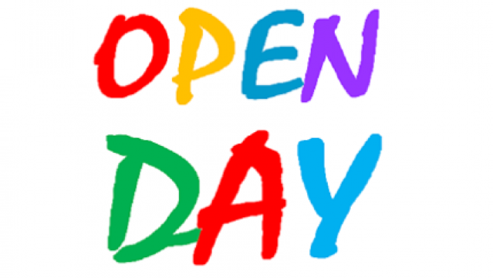OPEN DAY A.S. 2020/21